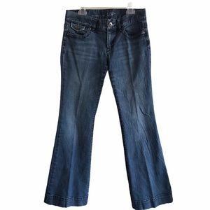 Ann Taylor LOFT Modern Flare Jeans 4P
